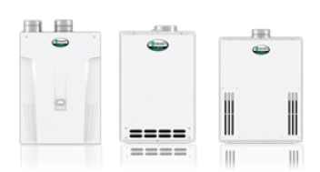 our Fort Worth plumbers recommend Rinnai tankless water heaters