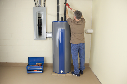 installing water heater in fort worth tx